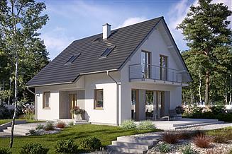 Projekt domu N20-BG