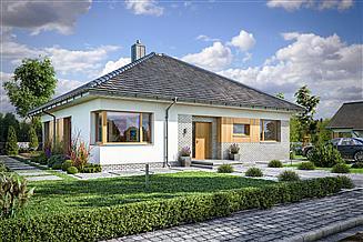 Projekt domu Domena 112 C1