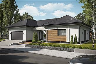 Projekt domu Santana 2