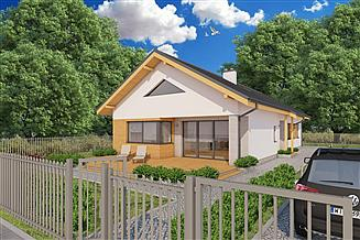 Projekt domu Orinoko
