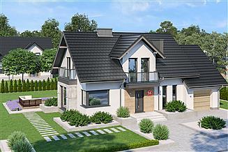 Projekt domu Dom przy Modrzewiowej 16