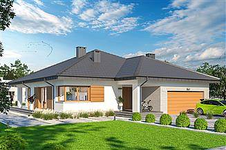 Projekt domu Fabian 2