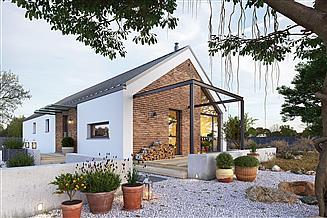 Projekt domu Ekonomiczny 5