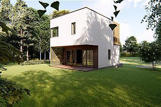 Projekt domu Mini-mini 6