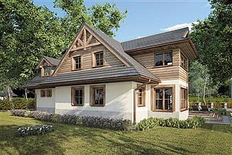 Projekt domu Smrek V