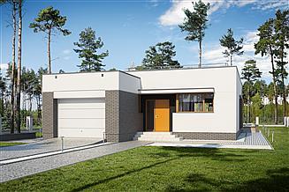 Projekt domu E-182a