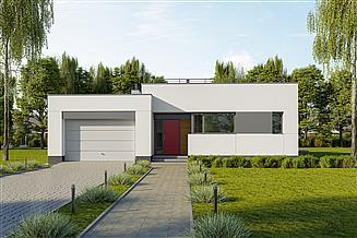 Projekt domu E-252