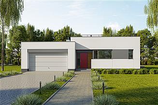Projekt domu E-253
