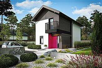 Projekt domu Moniczka energo