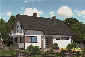 Projekt domu APS 282