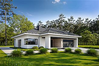 Projekt domu Określony D63