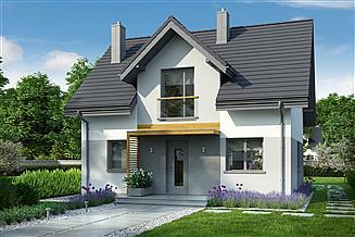 Projekt domu Eco 30