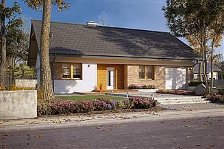Projekt domu Fistaszek 7