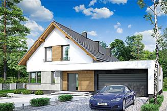 Projekt domu Pomelo