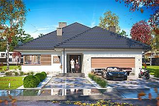Projekt domu Fabian 3