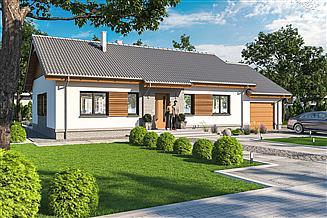 Projekt domu Tracja 2 G1