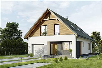 Projekt domu E-254