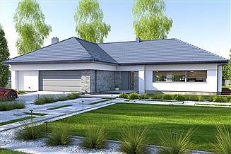 Projekt domu DomPasja 58
