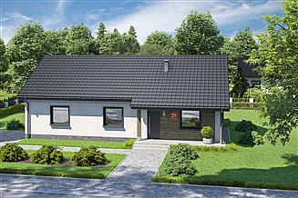 Projekt domu Dom przy Bukowej 29
