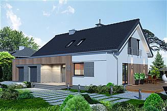 Projekt domu Domidea 64 2G