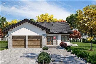 Projekt domu Dom przy Pastelowej 20