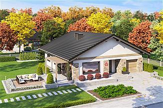 Projekt domu Dom przy Słonecznej 12