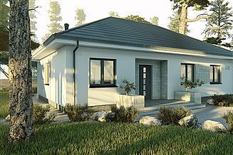 Projekt domu KP-100