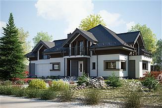 Projekt domu Lanella 8