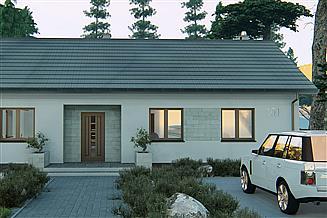 Projekt domu KP-101