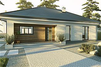 Projekt domu KP-120