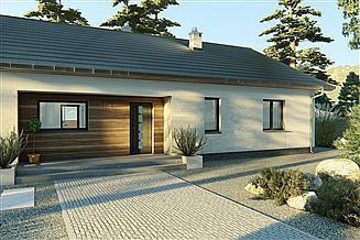 Projekt domu KP-121