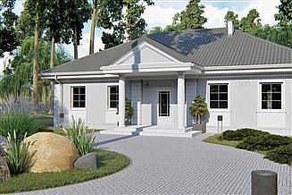 Projekt domu KP-500