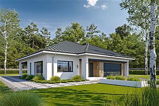 Projekt domu Pewny D65