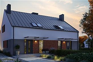 Projekt domu Eco 17