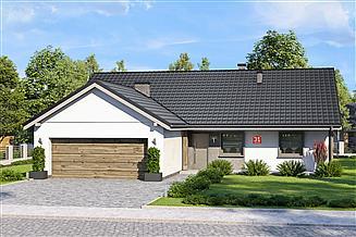Projekt domu Dom przy Bukowej 31