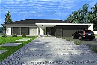 Projekt domu New House 18
