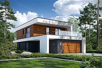Projekt domu Gustowny D39 wariant I