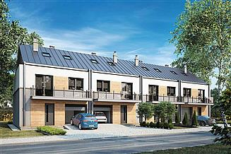 Projekt domu Torino II