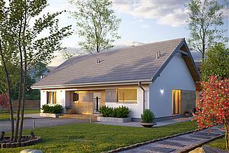 Projekt domu Awokado 2