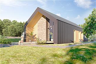 Projekt domu Opuncja