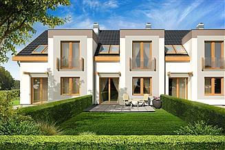 Projekt domu Emilia LSP