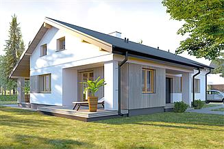 Projekt domu Malmo 3