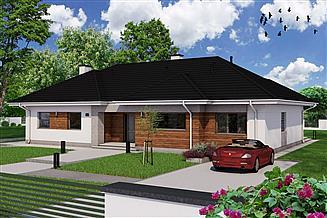 Projekt domu Martynika