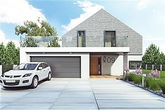 Projekt domu AJR 09 A2 a