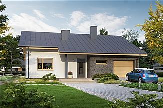 Projekt domu Eco 32