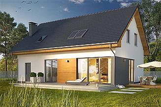 Projekt domu Bonus