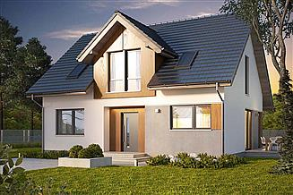Projekt domu Fikus 2