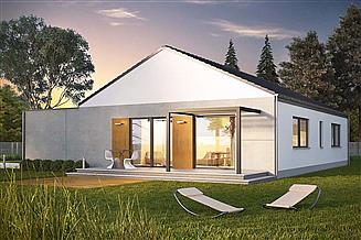 Projekt domu Inter