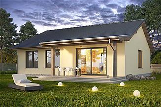 Projekt domu Smakołyk