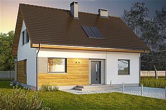 Projekt domu Toffi 2